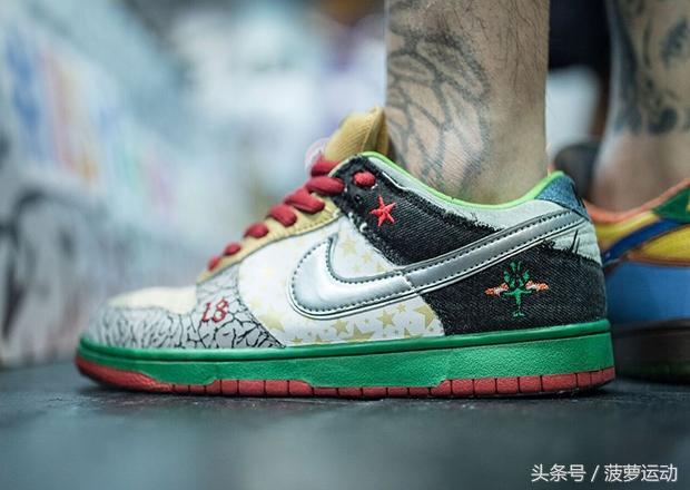 全球最大球鞋展2017香港站最火上腳球鞋,看看壕們都穿什麼?-4.jpg