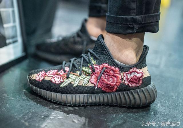 全球最大球鞋展2017香港站最火上腳球鞋,看看壕們都穿什麼?-9.jpg