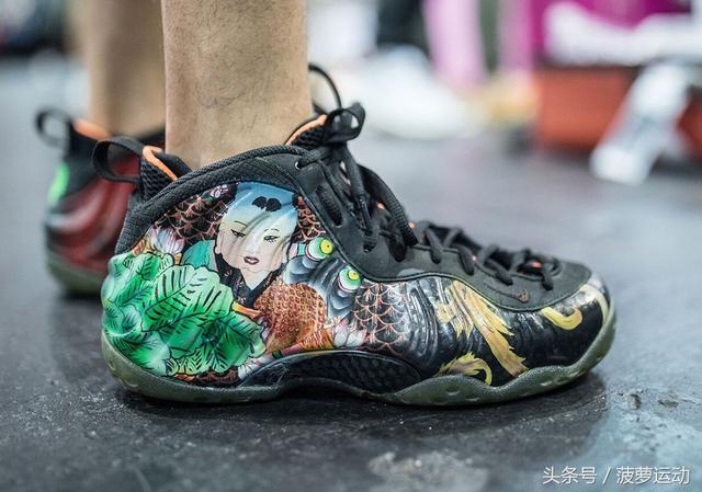 全球最大球鞋展2017香港站最火上腳球鞋,看看壕們都穿什麼?-12.jpg