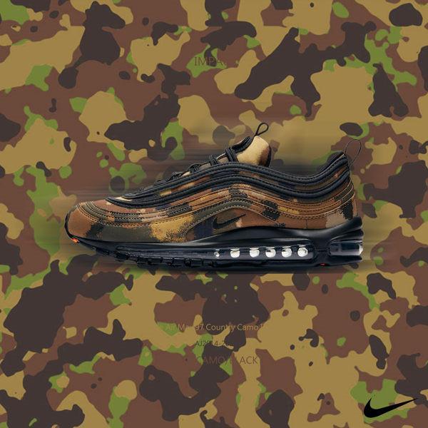 全新Nike Nike Air Max97 country camo 復古氣墊百搭慢跑鞋-1.jpg