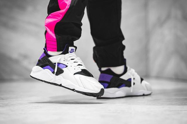 "Nike Air Huarache""Purple Punch""帶你重回1991!-2.jpg"