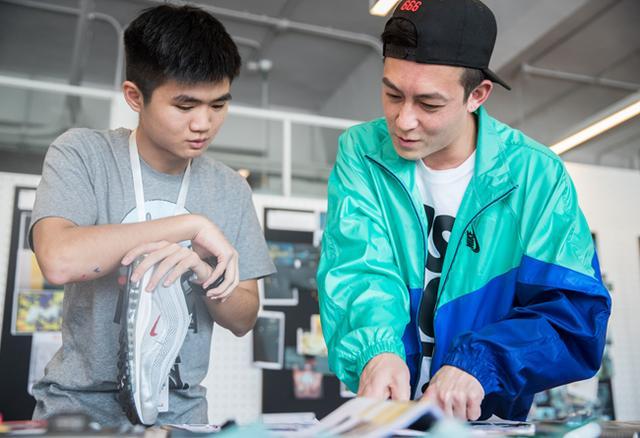 """冠希親自執教!Nike """"ON AIR"""" 全球設計大賽上海站精彩回顧!-1.jpg"""