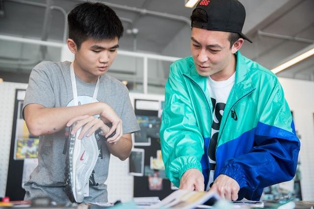 """冠希親自執教!Nike """"ON AIR"""" 全球設計大賽上海站精彩回顧!-4.jpg"""