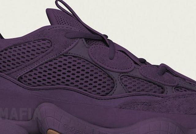 侃爺也愛流行色!Yeezy 500 紫色版本將于秋季發售-1.jpg