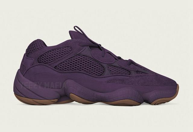 侃爺也愛流行色!Yeezy 500 紫色版本將于秋季發售-2.jpg